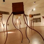 Giant furniture from Umberto Dattola