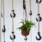 Beautiful Eco-hanger made ​​of wood