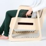 String chair Echoism