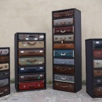 New life of old suitcases