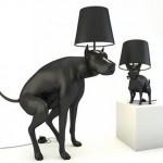 "Funny Light ""Scatting dog"""